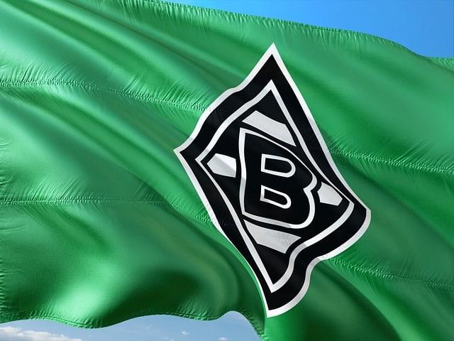 Borussia-Flagge