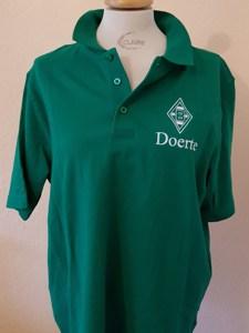 Polo-Shirt grün, Vorderseite