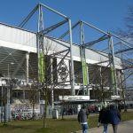 Borussia Mönchengladbach gegen Eintracht Frankfurt