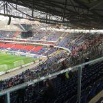 Hannover 96 gegen Borussia Mönchengladbach