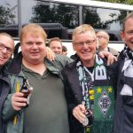 Schalke 04 gegen Borussia Mönchengladbach